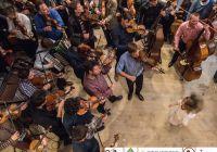 Transylvanian Folk Dance Musicians