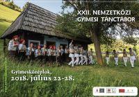 Nemzetközi tánctábor Gyimesközéplokon